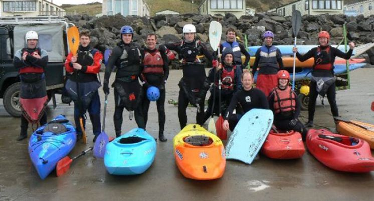 Water Sports Experience Hen Party Package