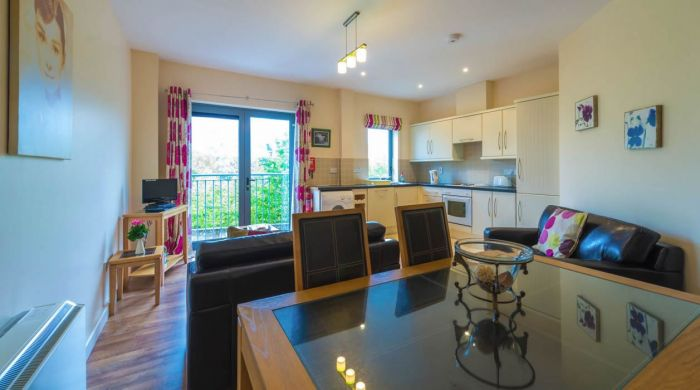 The Courtyard Apartments Carrick on Shannon