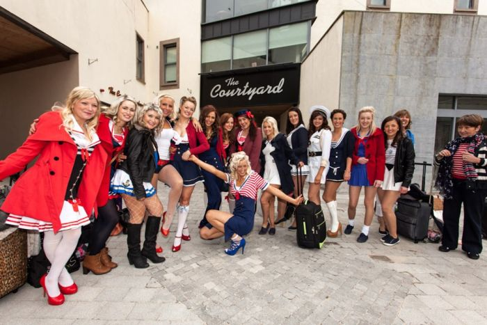 Hen parties in Carrick on Shannon