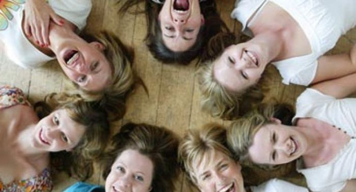 Laughter Yoga Hen Party Package