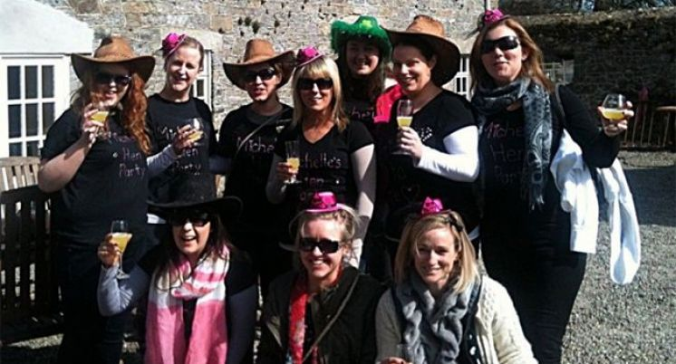 Culchie Craic Hen Party Package