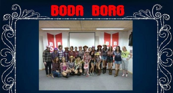 Boda Borg Hen Party Package