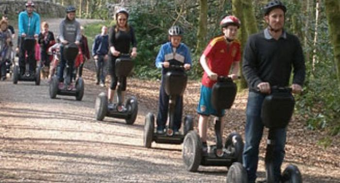 Segways Glide Package